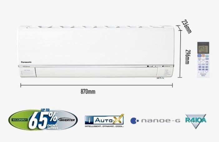 Кондиционер Panasonic CS-E7RKDW/CU-E7RKD