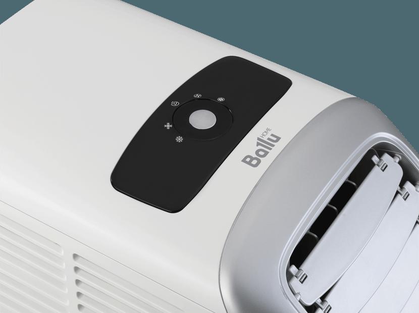 Мобильный кондиционер Ballu BPAC-07 CM Smart Mechanic 15 кв2