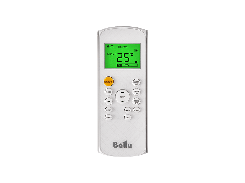 Сплит-система (инвертор) BALLU BSDI-07HN1 Lagoon