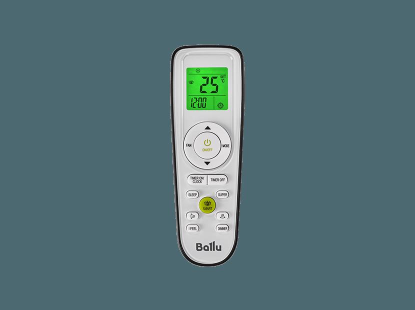 Сплит-система BALLU BSAGI-24HN1_17Y i Green PRO DC Inverter