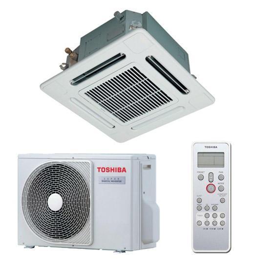 Кассетный блок Toshiba RAV-SM404MUT-E/RAV-SP404AT-E