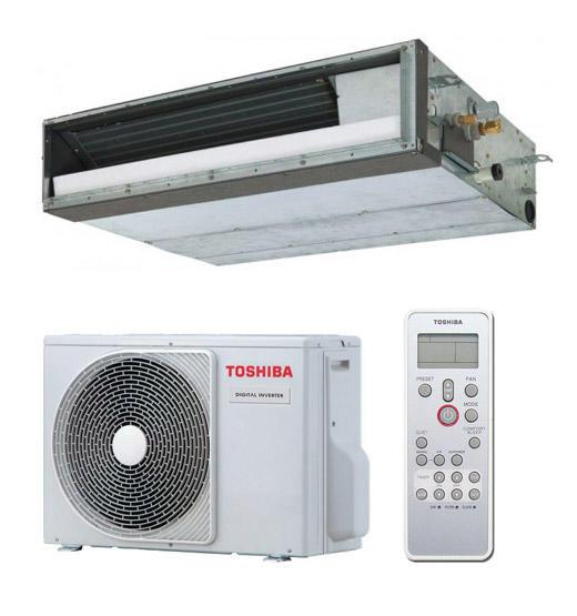 Канальный компактный блок Toshiba RAV-SM404SDT-E