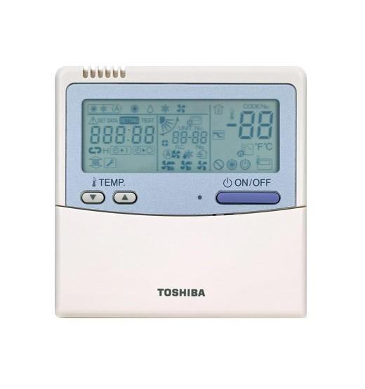 Проводной пульт управления для канального кондиционера Toshiba RBC-AMS41E