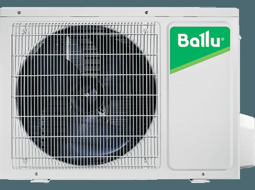 Сплит-система (инвертор) BALLU BSPI-10HN1/BL/EU Platinum Black Edition