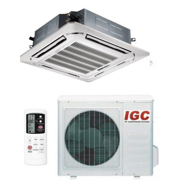 Сплит-система напольно-потолочного типа IGC IFM-36HS/U