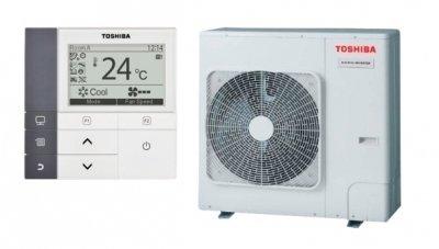 Напольно-потолочный блок Toshiba RAV-SM567CTP-E
