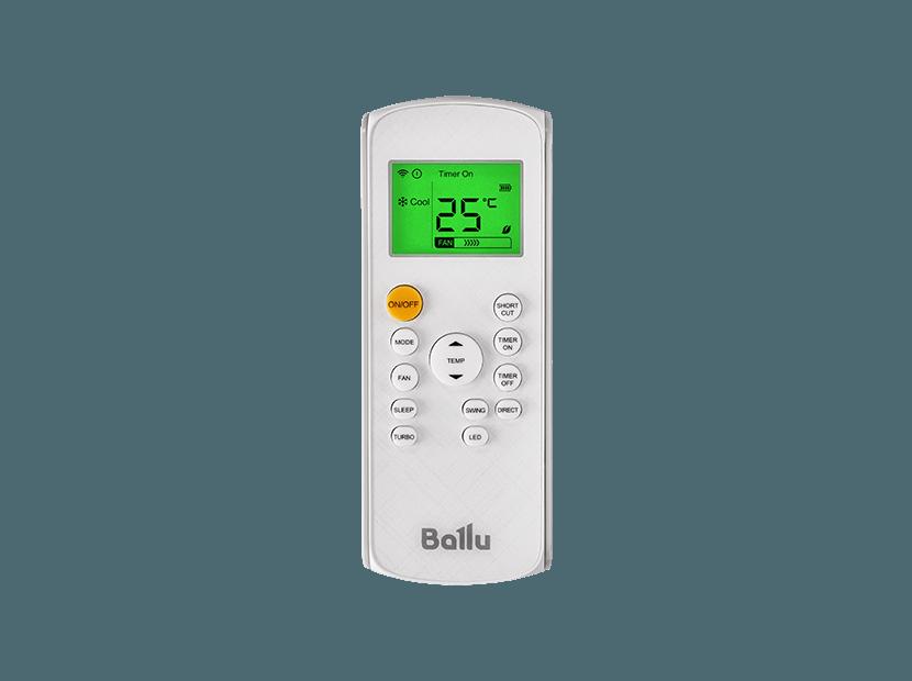 Сплит-система BALLU BSO-07HN1 Olympio Edge ON/OFF