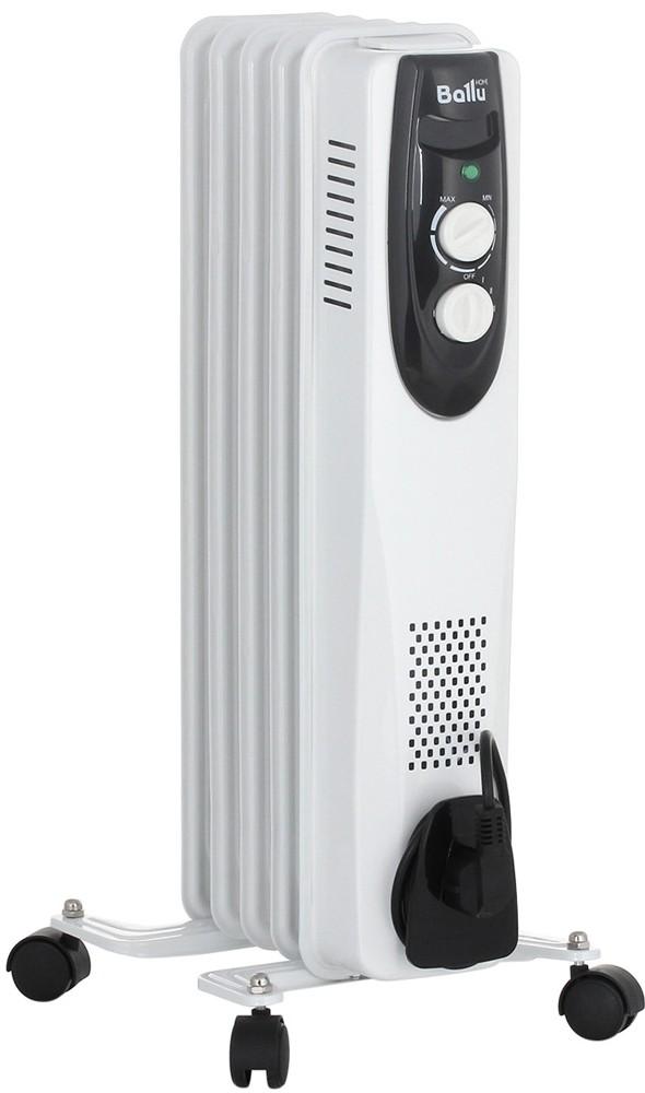 Масляный радиатор BALLU BOH/CL-05WRN CLASSIC