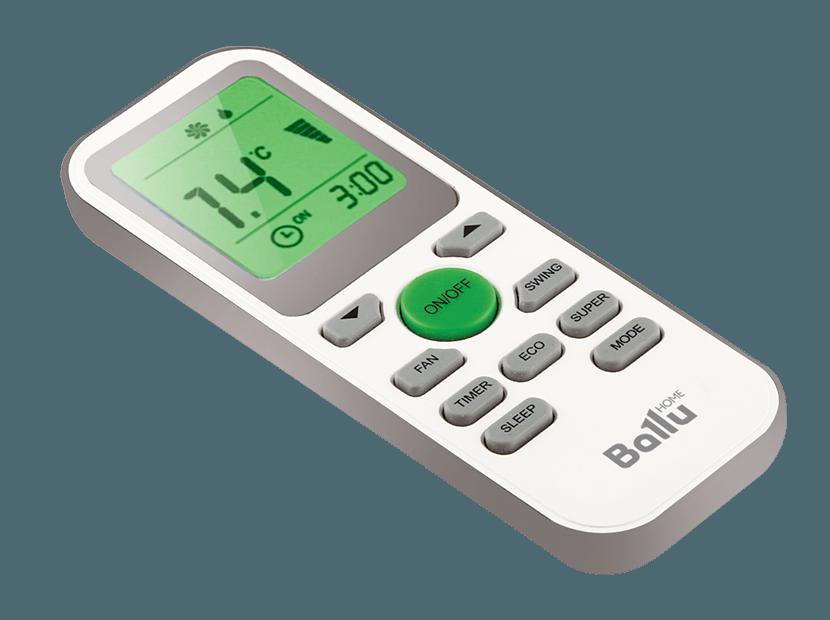 Мобильный кондиционер Ballu BPAC-09 CE_Y17 Smart Electronic 26кв2