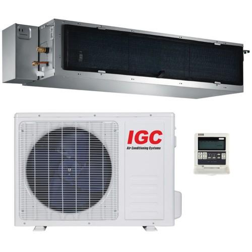 Сплит-система канального типа IGC IDM-18HM/U