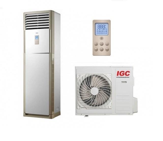 Сплит-система колонного типа IGC IPХ-24HS/U