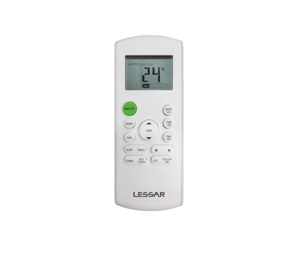 Сплит-система Lessar LS-H07KPA2/LU-H07KPA2 ON/OFF