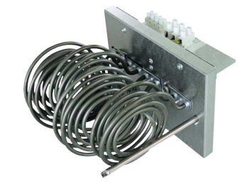 Опциональный электрический нагреватель SHUFT EH/CAUF 500 - 5,0/2, серия EH/CAUF
