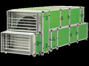 Установка вентиляционная Ballu Machine серии SL