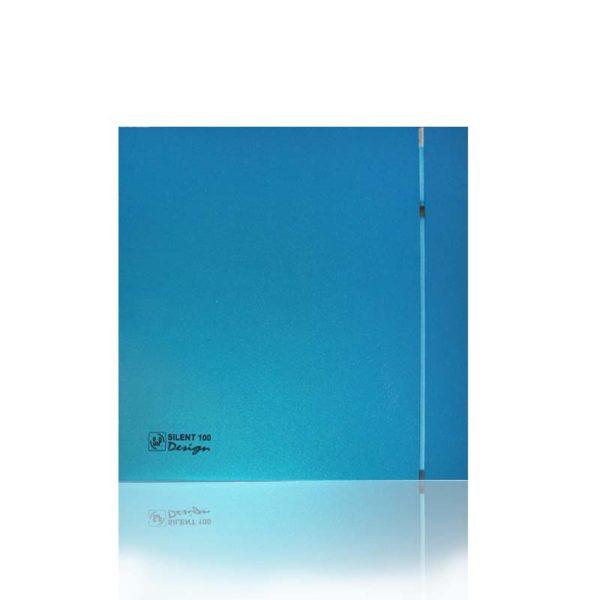 Бытовые вытяжные вентиляторы  SILENT-100CZ BLUE DESIGN-4C S&P (Испания)