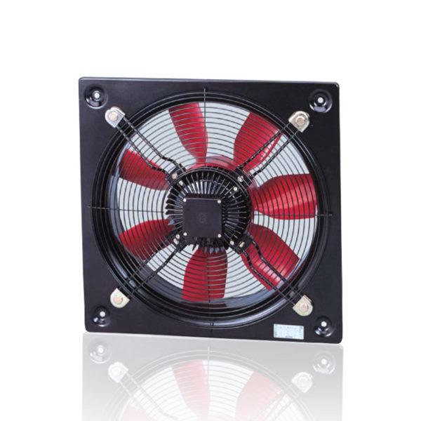 Осевые вентиляторы с монтажной пластиной серии COMPACT (S&P) HCBB/4-250/H