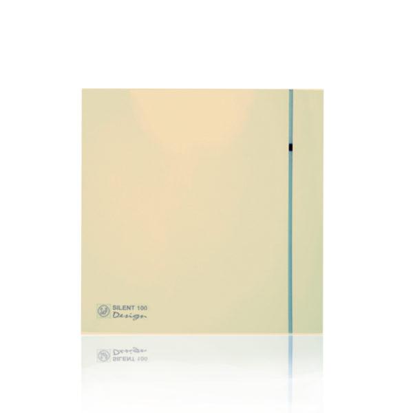 Бытовые вытяжные вентиляторы  SILENT-200CZ IVORY DESIGN-4C