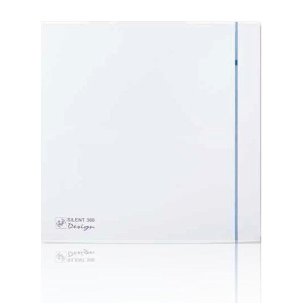 Бытовые вытяжные вентиляторы  SILENT-300CHZ 'PLUS' DESIGN-3C