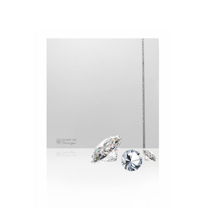 Бытовые вытяжные вентиляторы  SILENT-100CZ DESIGN SWAROVSKI S&P (Испания)