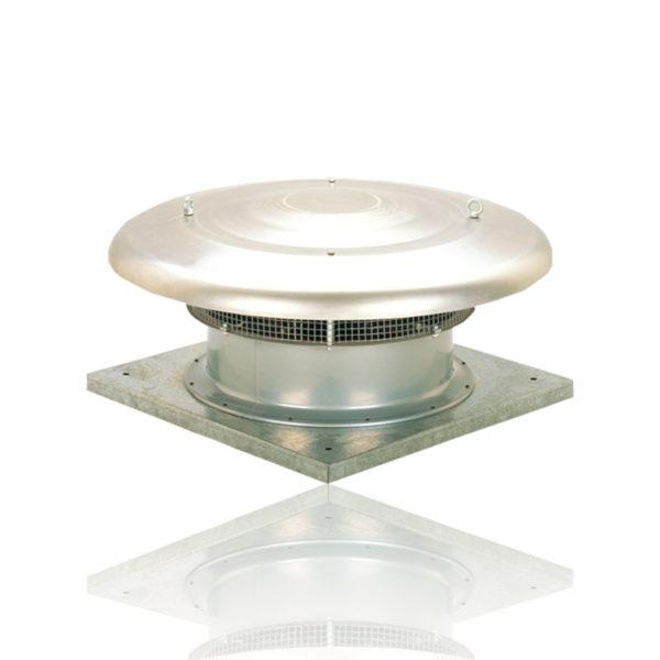 Крышные осевые вентиляторы HCTB / HCTT– вытяжная конфигурация (S&P)HCTB/4-315-B