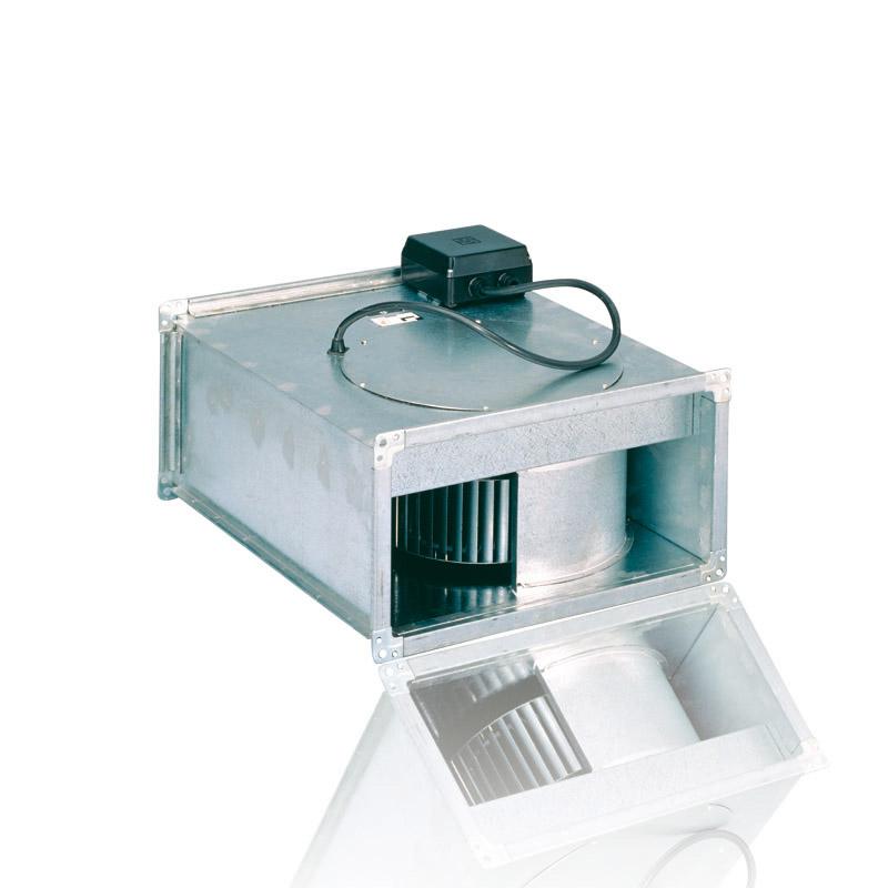 Вентиляторы для прямоугольных каналов (S&P)ILB/4-225