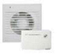 Бытовые вытяжные вентиляторы KIT DECOR-100 CHZ 12V+ CT-12/6 ECOWATT