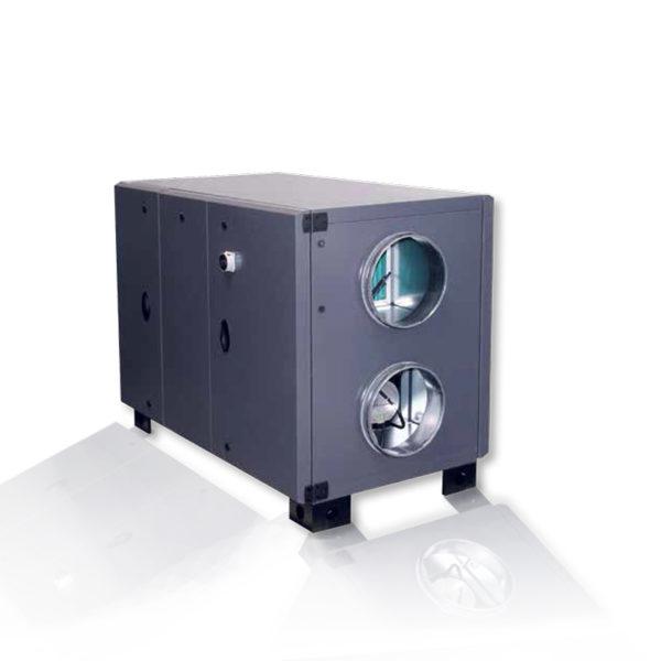 Вентиляционные установки с роторным рекуператором тепла RHERHE 8000 HDR DC