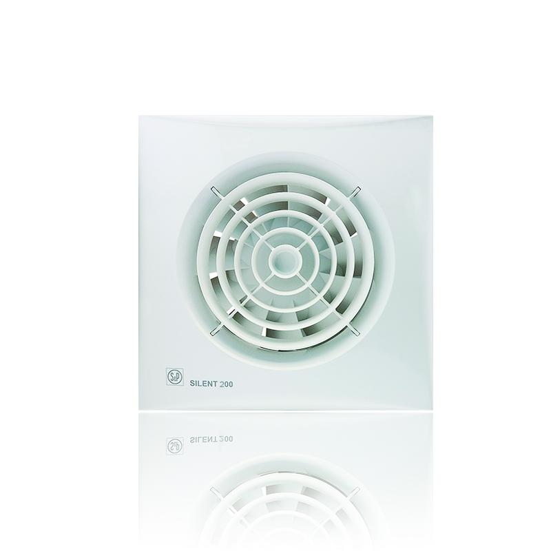Бытовые вытяжные вентиляторы  SILENT-200CZ DESIGN-3C